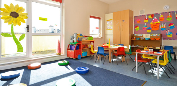 Afterschool & EECE Room